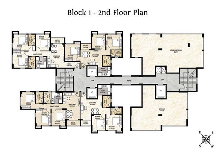 block1-2nd-floot-plan